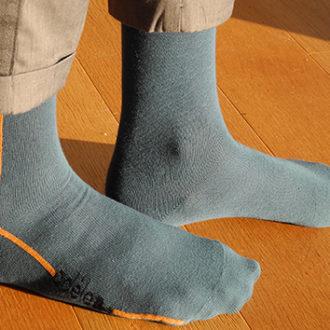 chaussettes adultes coton bio