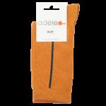 """Chaussette en coton biologique """"Ocre & Glas"""""""