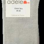 """Chaussettes en jersey de coton bio """"Perle"""""""